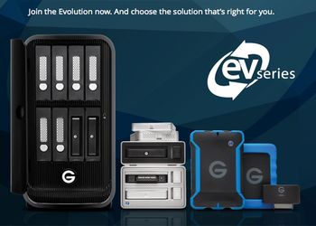 The Evolution Series Storage. Evolving.