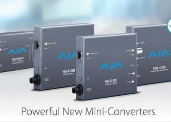 New Mini Converters Available