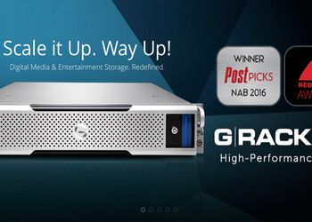 G-RACK 12 , NAS professionale entry-level !