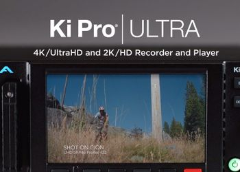 AJA annuncia Ki Pro Ultra : Powerful Record/Playback fino a 4K 60p !